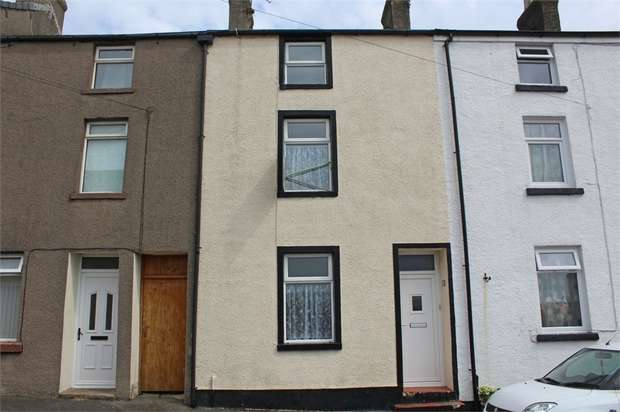 3 Bedrooms Terraced House for sale in Robinson Row, Millom, Cumbria