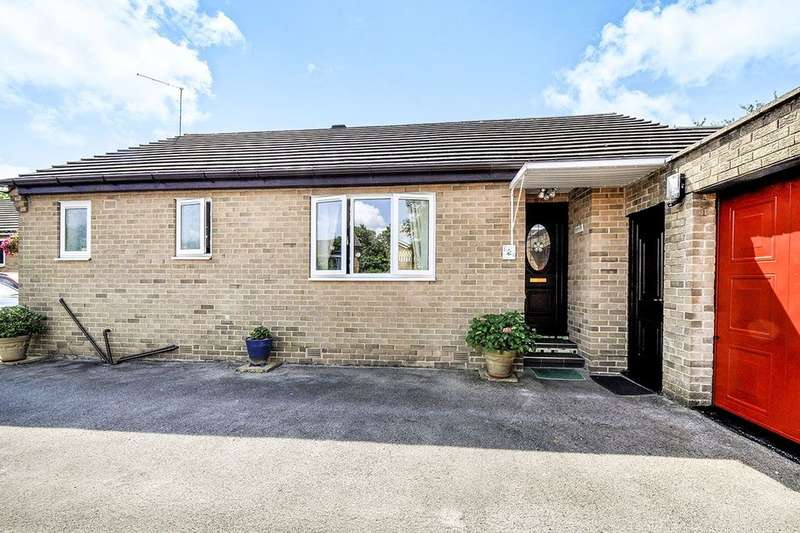 2 Bedrooms Detached Bungalow for sale in Green Oak Grove, Sheffield, S17