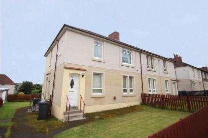 2 Bedrooms Flat for sale in Rosebank Street, Airdrie, North Lanarkshire
