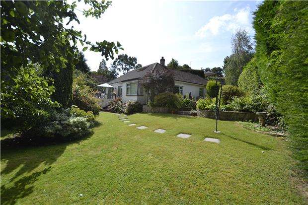 3 Bedrooms Detached Bungalow for sale in Rectory Gardens, BRISTOL, BS10 7AQ