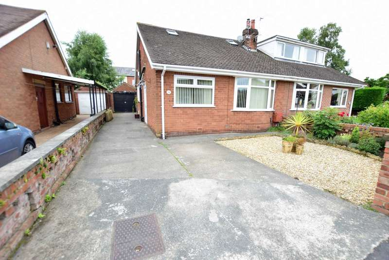 3 Bedrooms Semi Detached House for sale in St. Stephens Road, Kirkham