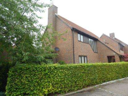 4 Bedrooms Detached House for sale in Wood Lane, Great Linford, Milton Keynes, Bucks