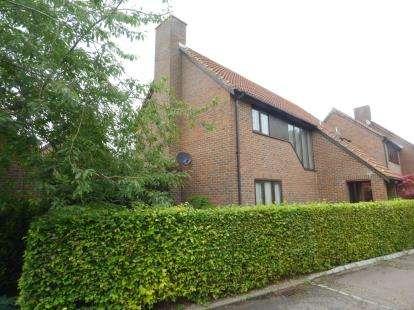 4 Bedrooms Detached House for sale in Wood Lane, Great Linford, Milton Keynes, Bucks