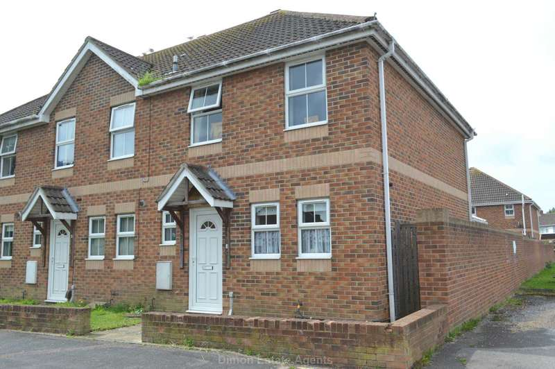 3 Bedrooms End Of Terrace House for sale in Carisbrooke Road, Gosport