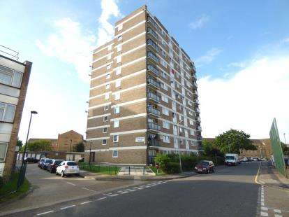 2 Bedrooms Flat for sale in Elvet Avenue, Romford