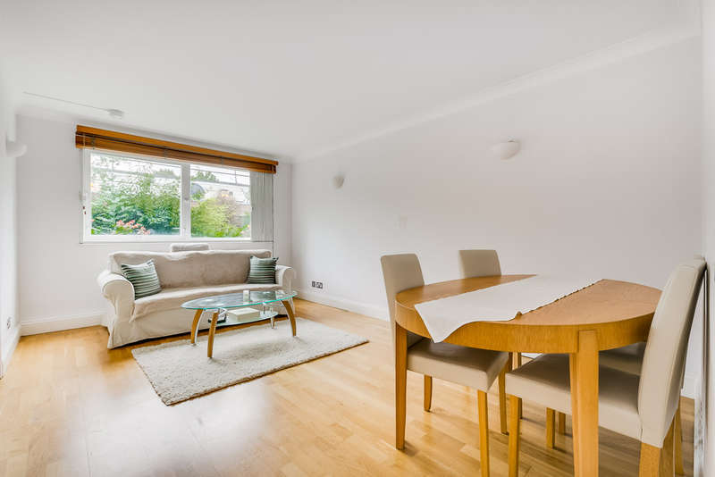 1 Bedroom Ground Flat for sale in Thorndike Close, SW10