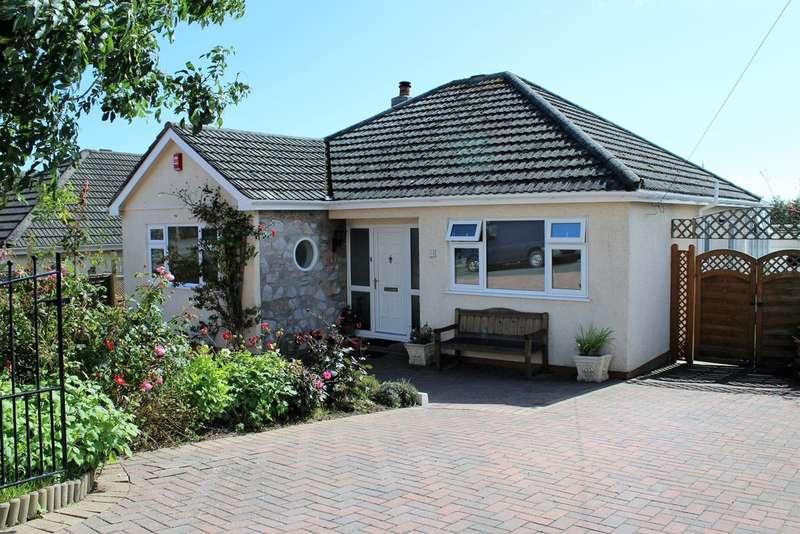 4 Bedrooms Detached Bungalow for sale in Sea View Drive, Wembury