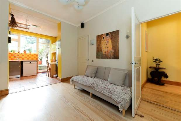 2 Bedrooms Flat for sale in Shakespeare Road, Herne Hill