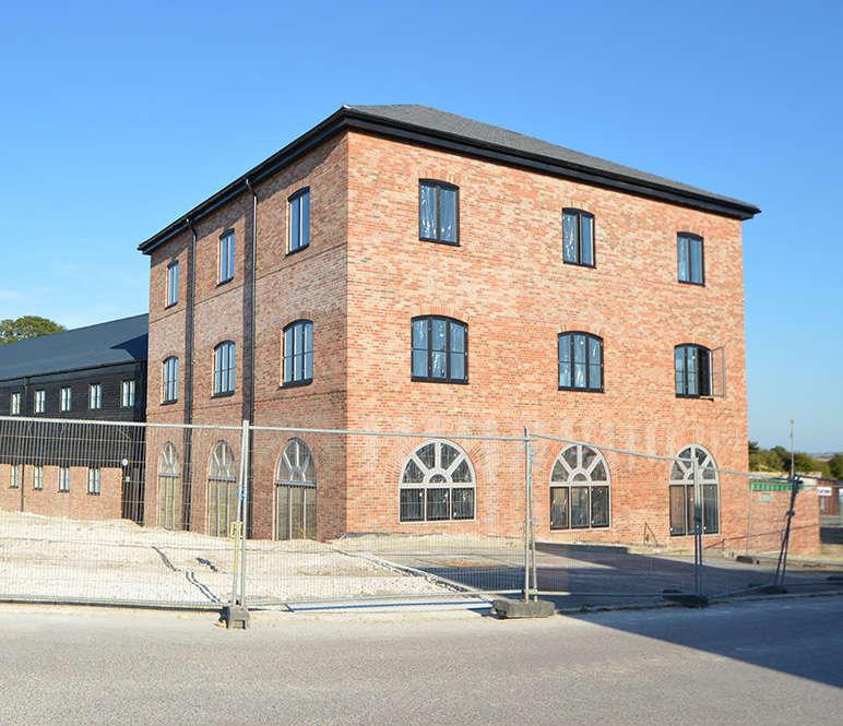 Office Commercial for sale in Unit 8A-B, Parkway Farm Business Park Phase II, Poundbury, Dorchester, DT1 3AR