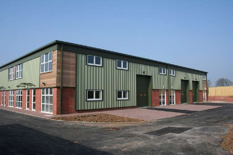 Warehouse Commercial for sale in Unit 24 Glenmore Business Park, Off Higher Shaftesbury Road, Blandford Forum, DT11 7FP