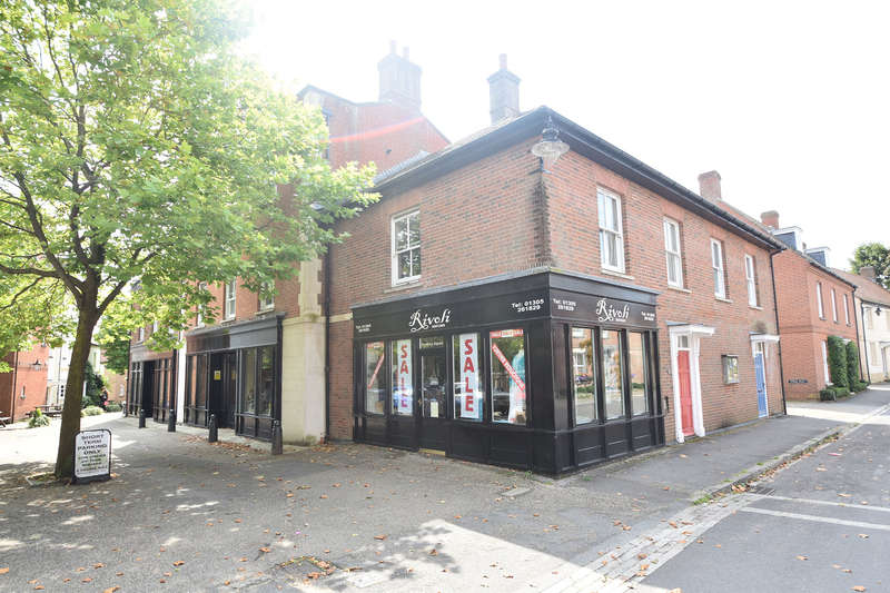 Commercial Development for sale in 1B Longmoor Street, Pummery Square, Poundbury, Dorchester, DT1 3GN
