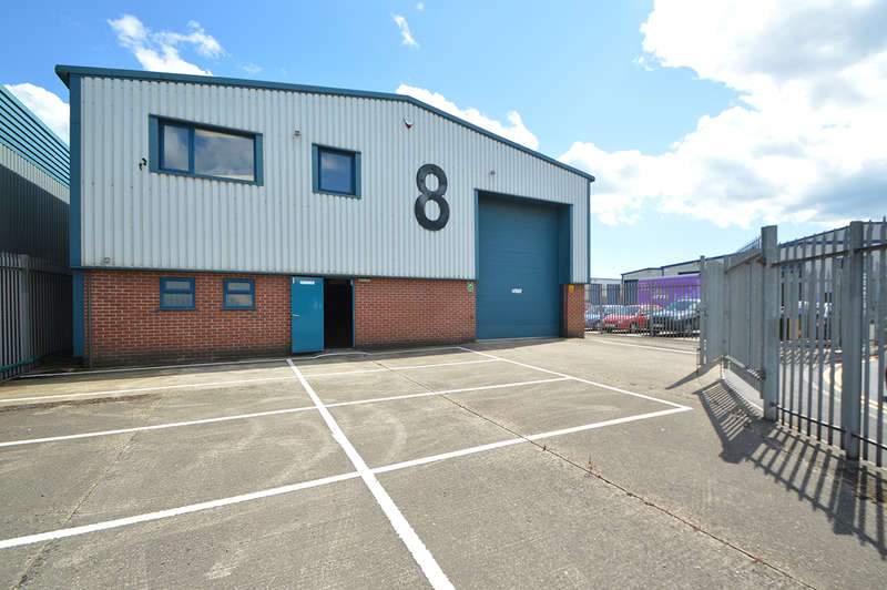 Warehouse Commercial for rent in Unit 8, Thrush Road, Parkstone, Poole, BH12 4NP