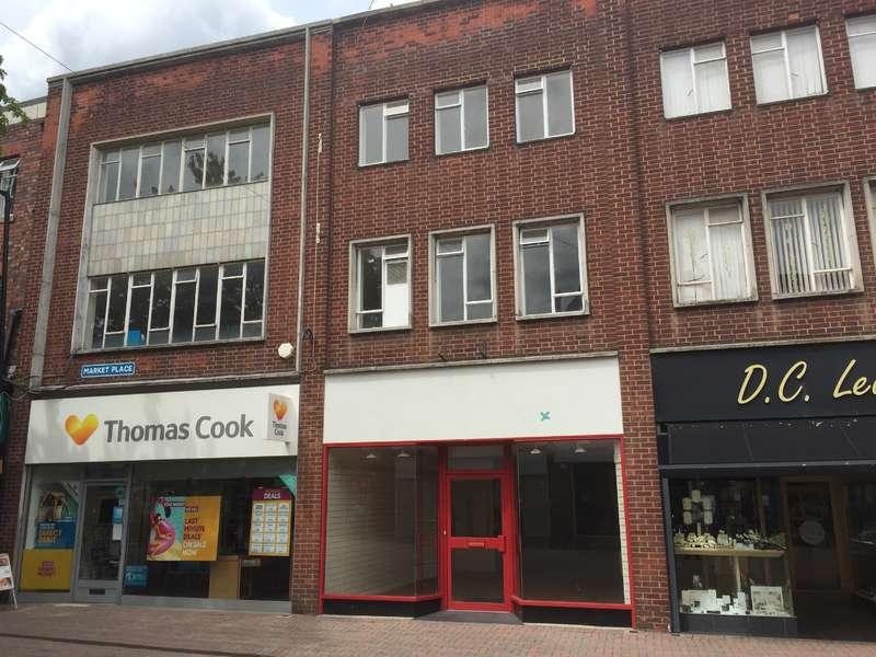 Shop Commercial for rent in 22 Market Place,Nuneaton,Warwickshire,CV11 4EG, Nuneaton