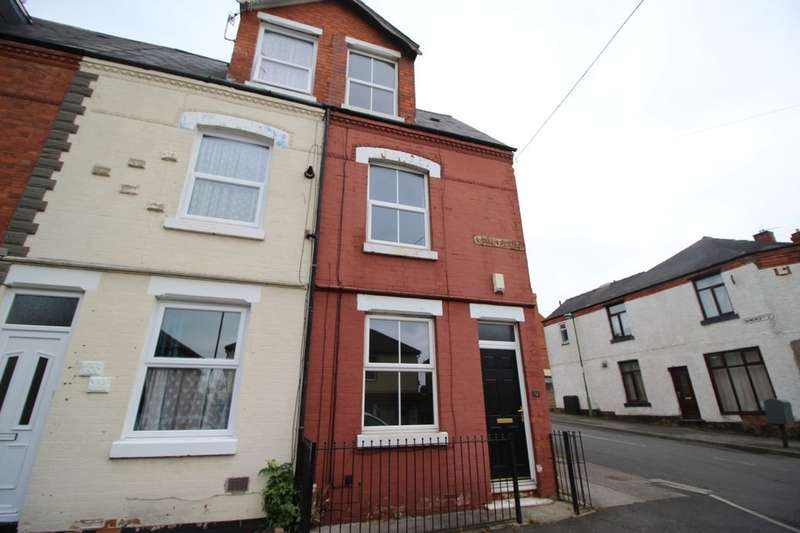 3 Bedrooms Property for sale in Austin Street, Nottingham, NG6