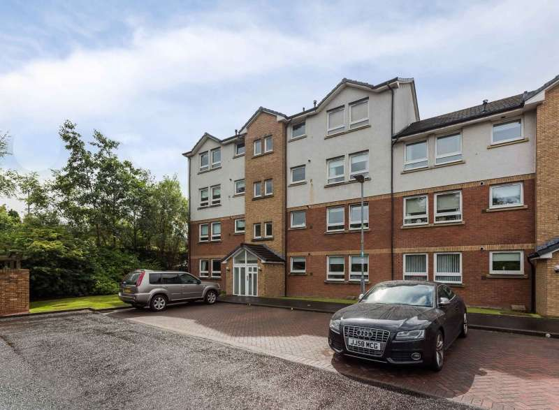 2 Bedrooms Flat for sale in Hutton Drive, East Kilbride, South Lanarkshire, G74 4GJ