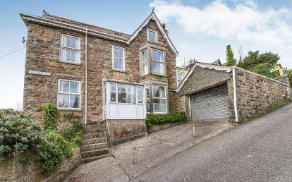 4 Bedrooms End Of Terrace House for sale in St. Ives, Cornwall