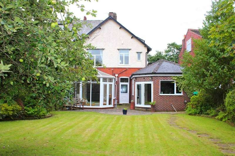 4 Bedrooms Semi Detached House for sale in Fall Birch Road, Lostock