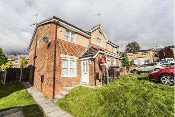 2 Bedrooms Semi Detached House for sale in Titchfield Road, Oldham, OL8