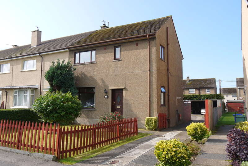 3 Bedrooms Semi Detached House for sale in Biggart Road, Prestwick, KA9