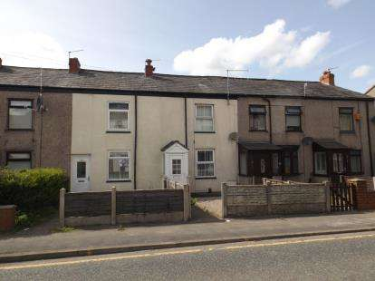 2 Bedrooms Terraced House for sale in Church Street, Golborne, Warrington