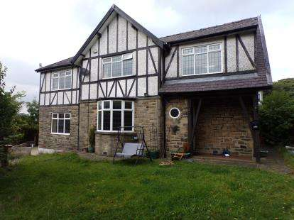 4 Bedrooms Detached House for sale in Rosehill Avenue, Burnley, Lancashire, BB11