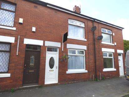 2 Bedrooms Terraced House for sale in Dymock Road, Preston, Lancashire, PR1