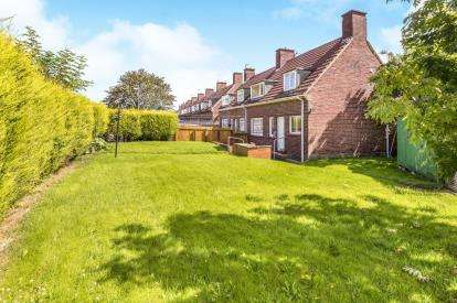 2 Bedrooms Semi Detached House for sale in Dominion Road, Brandon, Durham, County Durham, DH7