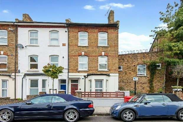 4 Bedrooms Unique Property for sale in Loveridge Road, West Hampstead, NW6