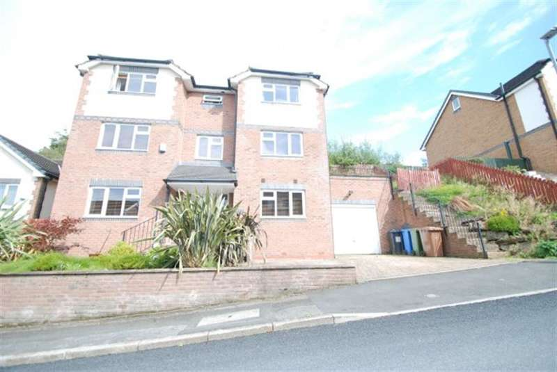 4 Bedrooms Detached House for sale in Quarry Clough, Stalybridge, SK15 2RJ