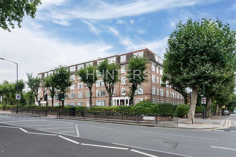 1 Bedroom Flat for sale in Willesden Lane, London, NW6 7PW