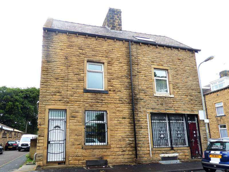 2 Bedrooms Terraced House for sale in Parson Street, Keighley, Bradford, BD21 3HD