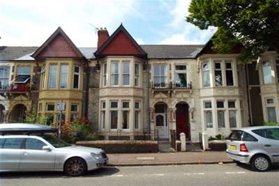 4 Bedrooms House for rent in Shirley Road, Roath, Cardiff