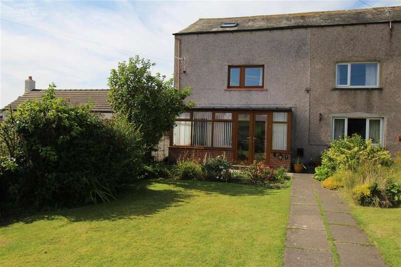 3 Bedrooms Terraced House for sale in Whitriggs Close, HAVERIGG