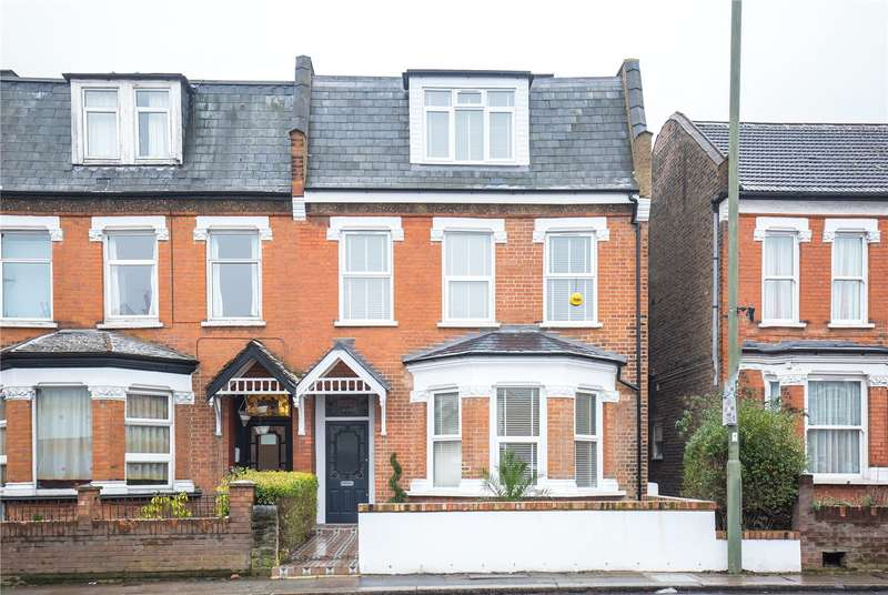 1 Bedroom House for sale in Woodhouse Road, North Finchley, London, N12