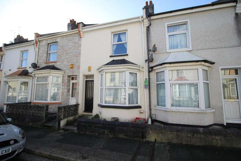 2 Bedrooms Property for sale in Victory Street, Plymouth, PL2