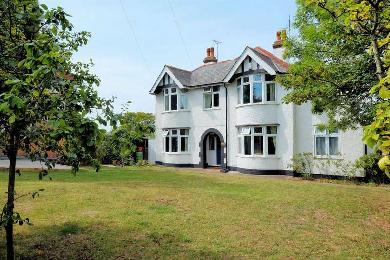 5 Bedrooms Detached House for sale in Castle Road, Tankerton, WHITSTABLE, Kent