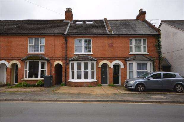 4 Bedrooms Terraced House for sale in Portesbery Road, Camberley, Surrey