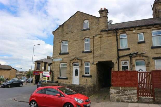4 Bedrooms End Of Terrace House for sale in Bowling Old Lane, Bradford, West Yorkshire