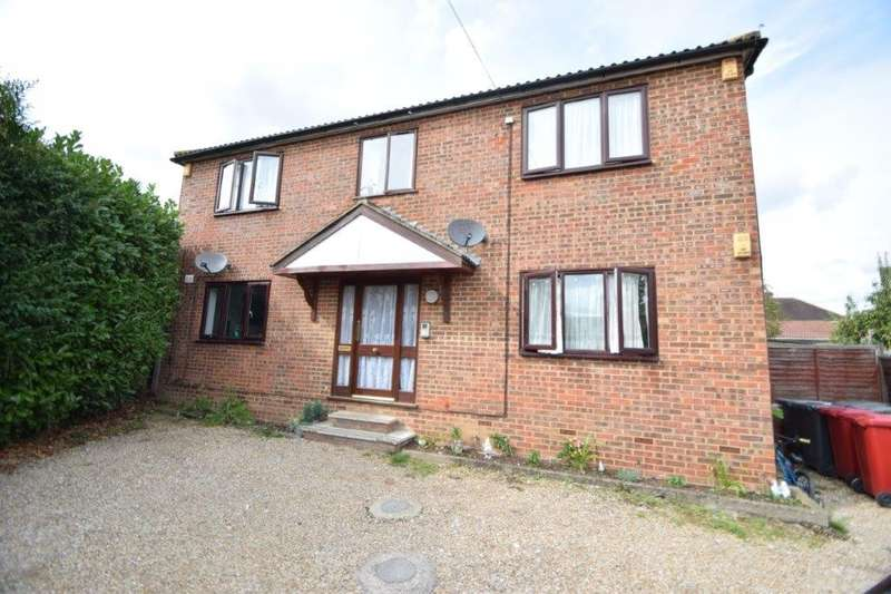 1 Bedroom Flat for sale in Furnival Avenue, Slough, SL2