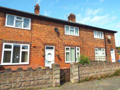 2 Bedrooms Terraced House for sale in Evelyn Street, Warrington, Cheshire