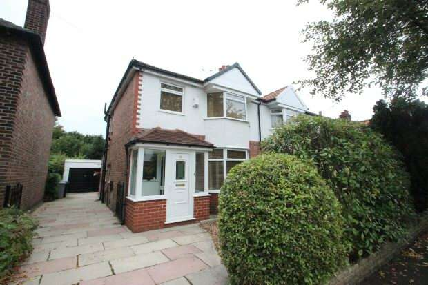3 Bedrooms Semi Detached House for sale in Ennerdale Drive, Sale