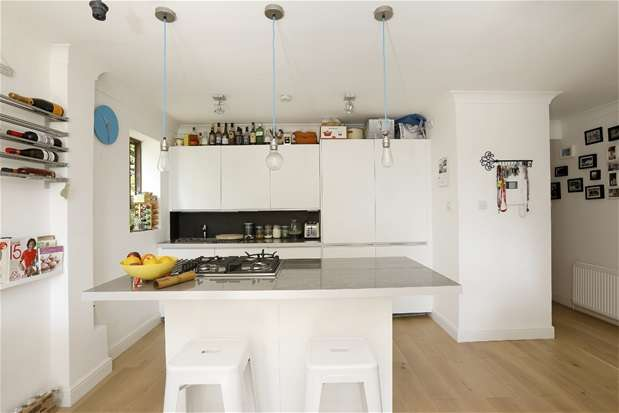 2 Bedrooms Flat for sale in Taymount Rise, Forest Hill