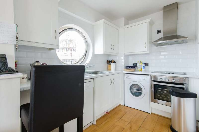 2 Bedrooms Flat for sale in Westferry Road, Canary Wharf, E14
