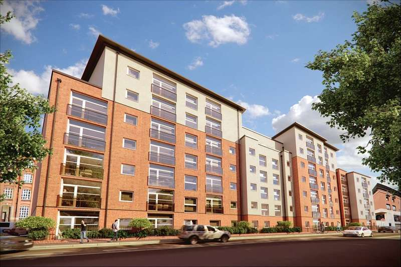 2 Bedrooms Flat for sale in Chatham Street, Leicester, LE1