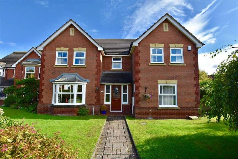 4 Bedrooms Detached House for sale in Elm Lodge Road, Wraxall, Bristol, North Somerset