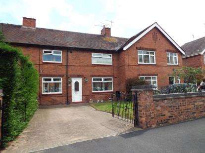 4 Bedrooms Terraced House for sale in Manor Road, Nantwich, Cheshire