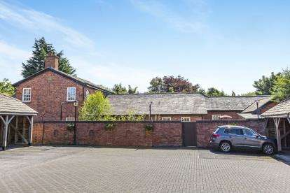 5 Bedrooms Detached House for sale in Carr Moss Lane, Halsall, Liverpool, Uk, L39