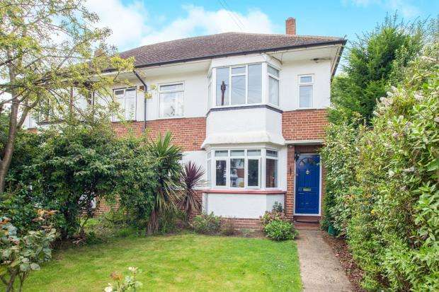 2 Bedrooms Flat for sale in Thames Ditton, Surrey