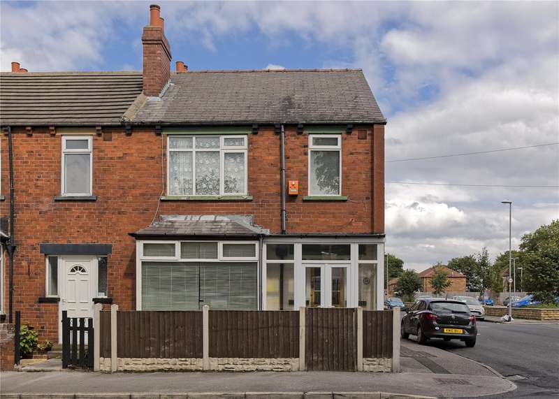 3 Bedrooms End Of Terrace House for sale in Ashby Crescent, Leeds, West Yorkshire, LS13