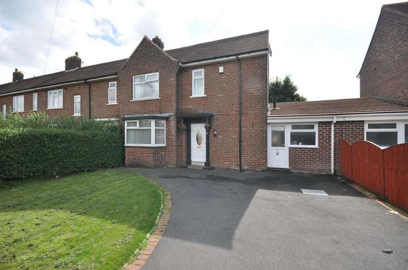 4 Bedrooms End Of Terrace House for sale in Pope Lane, Ribbleton, Preston, Lancashire, PR2 6JL